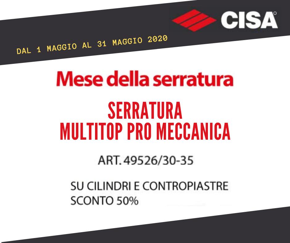 Serrature CISA