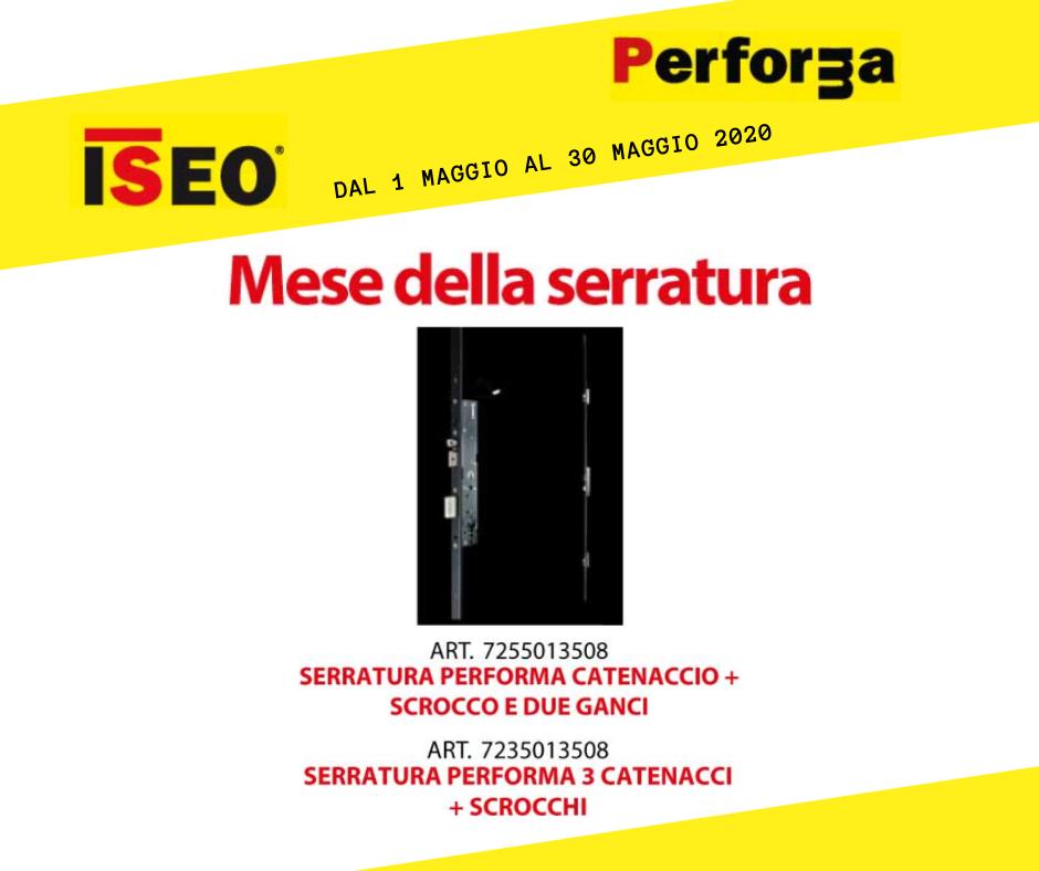 Serrature ISEO